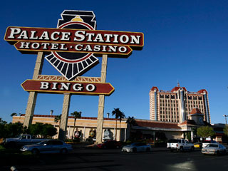 "<div class=""meta image-caption""><div class=""origin-logo origin-image ""><span></span></div><span class=""caption-text"">The Palace Station hotel & casino is shown in Las Vegas on Friday, Sept. 14, 2007. Police questioned O. J. Simpson about a break-in at the property Thursday night. Simpson was released and is believed to be in Las Vegas, police spokesman Jose Montoya said.  (AP Photo/Isaac Brekken)</span></div>"