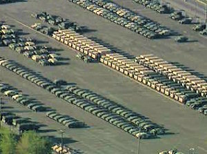 "<div class=""meta image-caption""><div class=""origin-logo origin-image ""><span></span></div><span class=""caption-text"">5.8.2007 - Fort Dix, N.J.Some of the Army's vehicles stationed at Fort Dix, N.J.</span></div>"